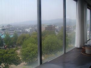 蝸牛社ビルからの眺め